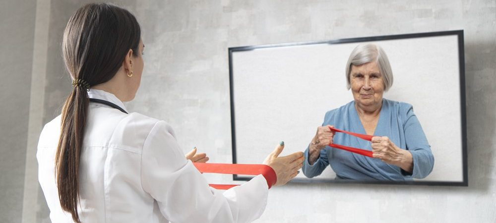 Online Physiotherapy Session